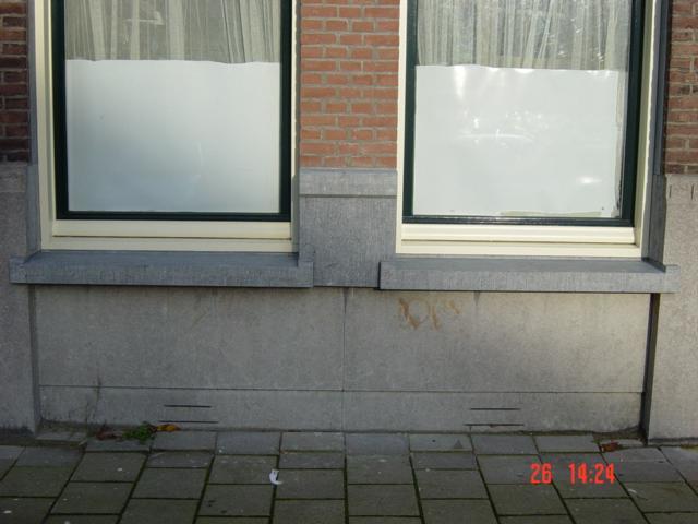 hardsteen raamdorpel