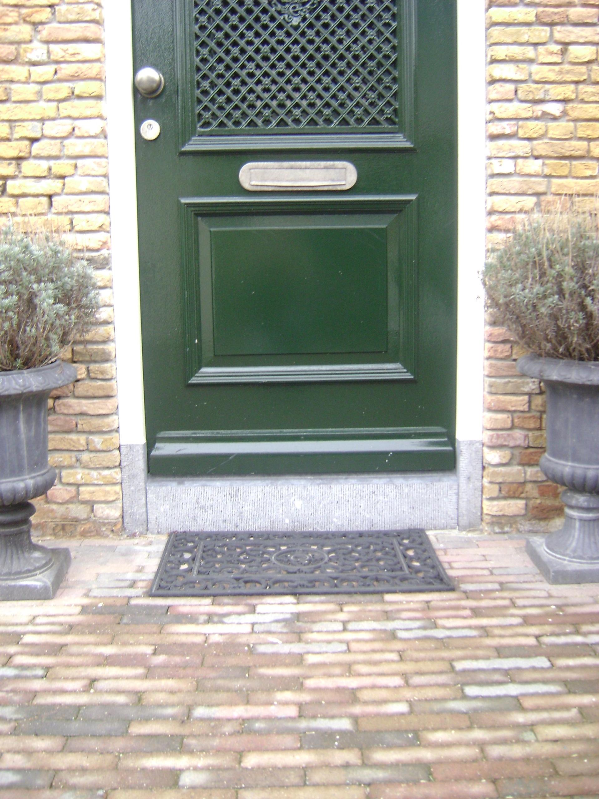 Belgisch Hardsteen dorpel